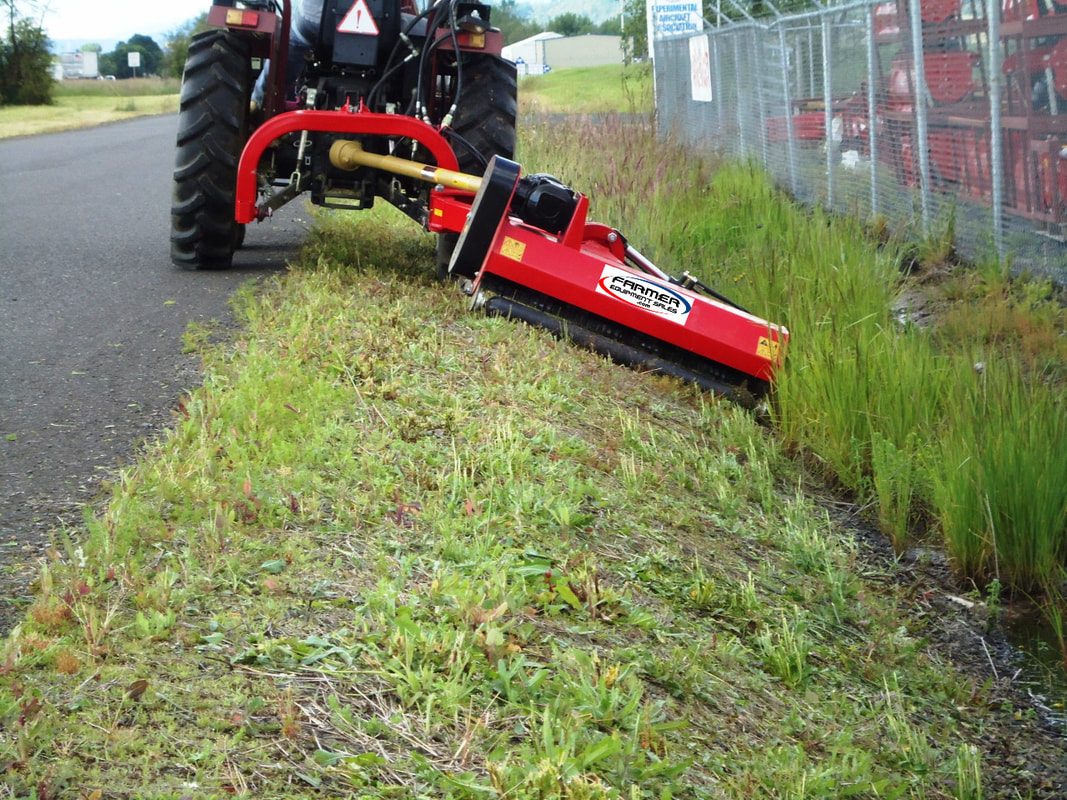 Boom Mounted Flail Mowers - TRACTOR IMPLEMENTS, VALUE PRICES